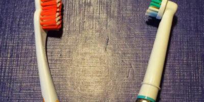 Qué cepillos elegir para cuidar tu boca, ¿manuales o eléctricos?