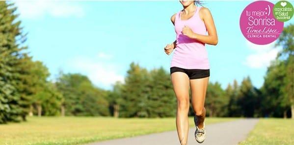 En este momento estás viendo Como afecta el deporte a la salud oral